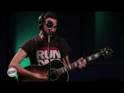 "Mondo Cozmo performing ""Shine"" Live on KCRW"