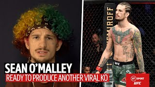 Sugar sean o'malley is one of the hottest prospects in ufc and tells caroline pearce he thinks eddie wineland perfect opponent for him to score a ...