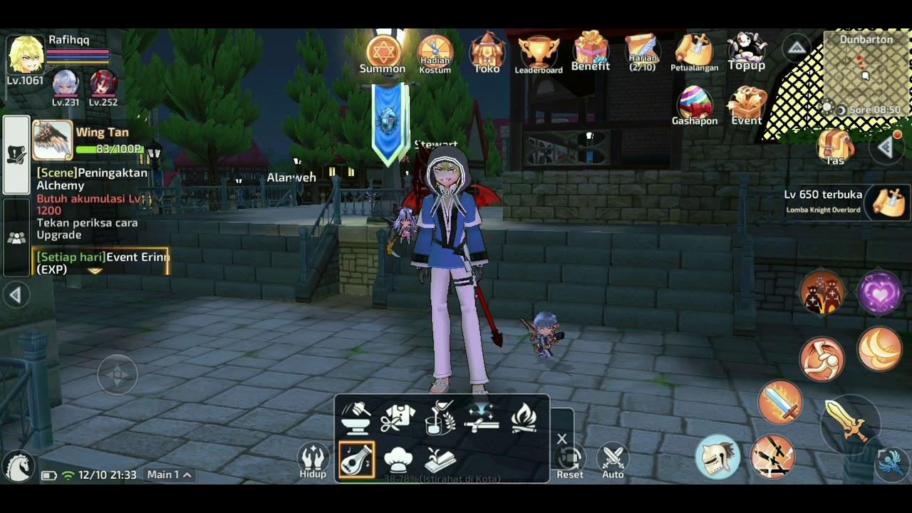 Midi Link Mabinogi Fantasy Life How To Get Cara Dapetin Youtube
