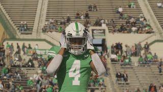 North Texas Football: Highlights vs UTEP 11/02/19