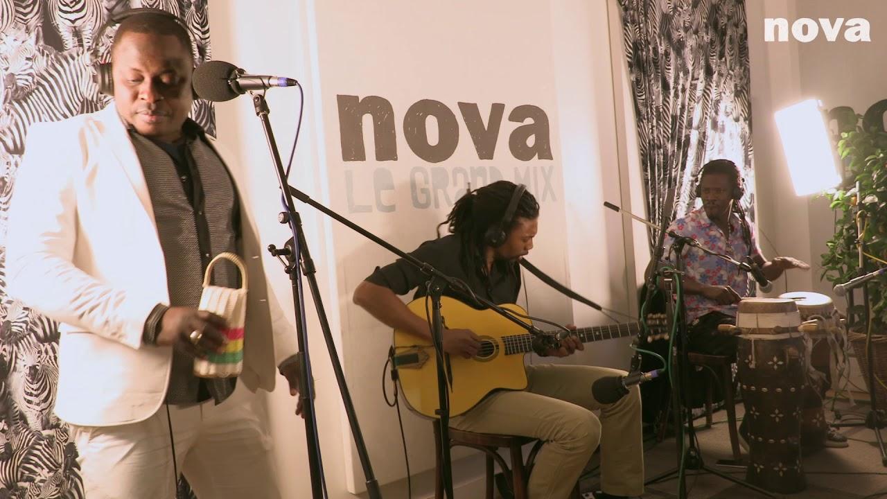 Hervé Samb | Néo Géo • Live @ Nova