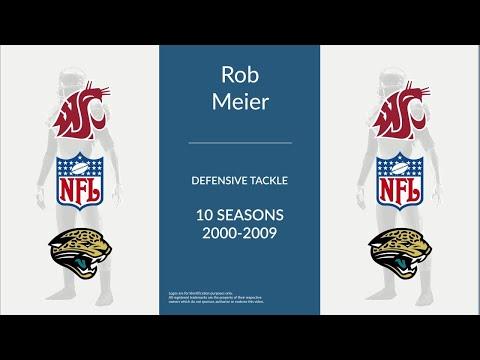 Rob Meier: Football Defensive Tackle