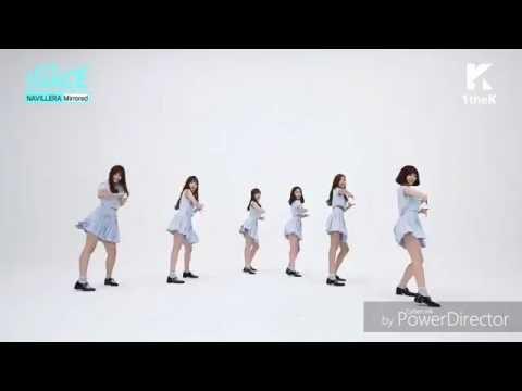 Gfriend-Navillera x Infinite- The Chaser [KPOP MAGIC DANCE]