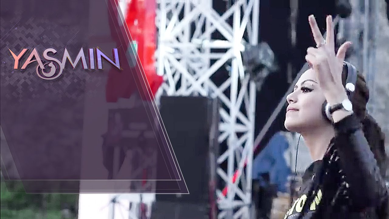 DJ YASMIN - Soundrenaline 2015 - YouTube