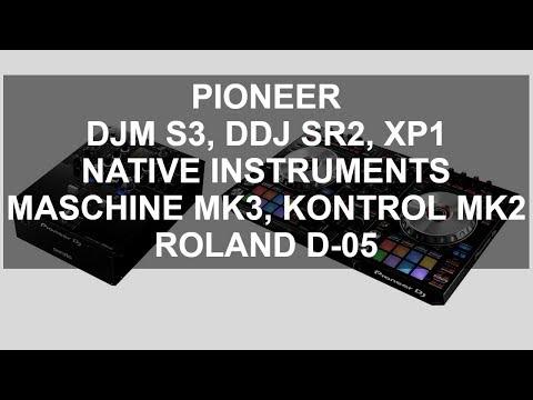 DJ News - Pioneer DJM S3, DDJ SR2, Rekordbox 5, DDJ XP1, NI