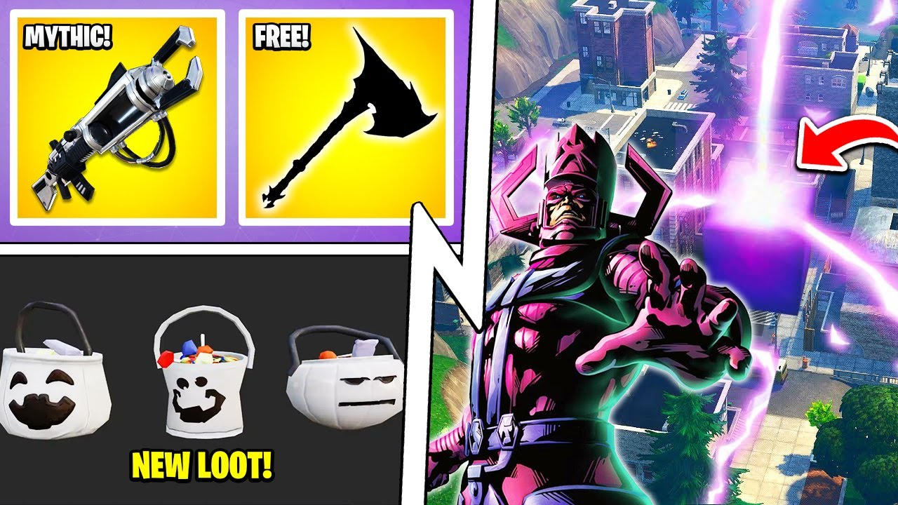 "Fortnitemares Update THIS Week, NEW Mythic ""Zapper"", 14.40 FREE Rewards, Tilted Teaser!"