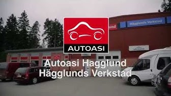 Autoasi Hägglund / Hägglunds Verkstad
