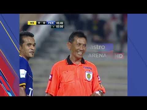 Rewind: Negeri Sembilan 1-0 Perlis - Piala Malaysia 2010 - QF - 동영상