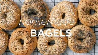 Kitchen Challenge: Homemade Bagels