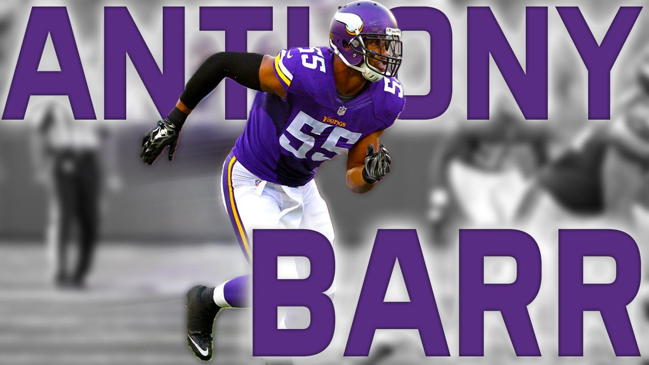 Anthony Barr 2015 Season Highlights In the Zone