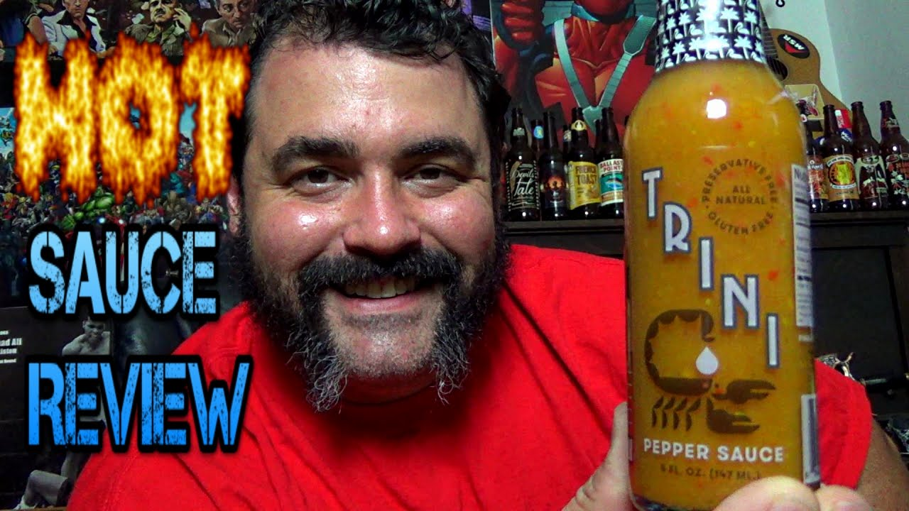 Trini Pepper Sauce Sauce Review 145 Exclusive