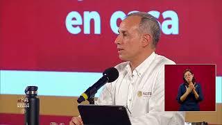 Conferencia de Prensa #COVID19 | 15 de mayo de 2020 #GraciasPorCuidarnos