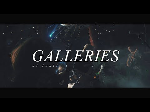 Galleries - At Fault (OFFICIAL MUSIC VIDEO)