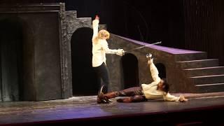 Lady Oscar Rock Drama di Andrea Palotto e Marco Spatuzzi