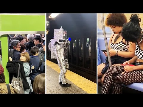 Ozzy Man Reviews: Public Transport