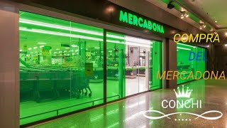 COMPRA DEL MERCADONA,,,,,,,,😗😗😗😗Conchi Diez 📹📹📹📷📷📷🔔👍