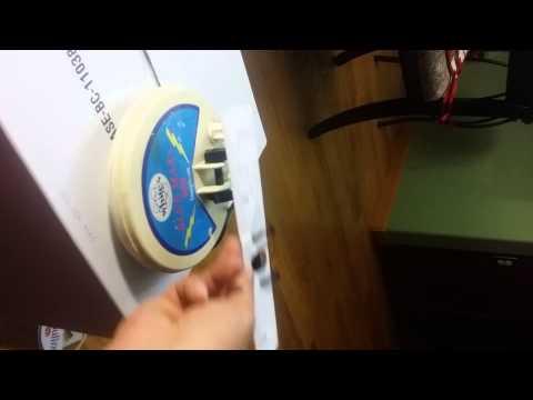 Arduino Metal detector test 2