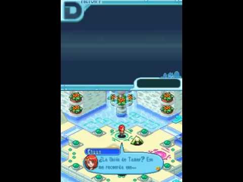 Digimon World ds-1 El problema de la prota en el mundo digital