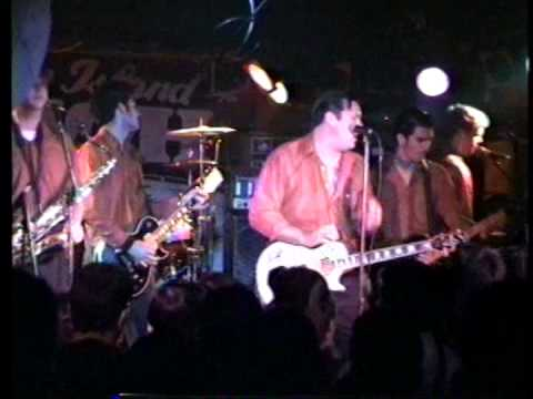 Rocket from the Crypt live at Coney Island High, NYC on 8.10.1997