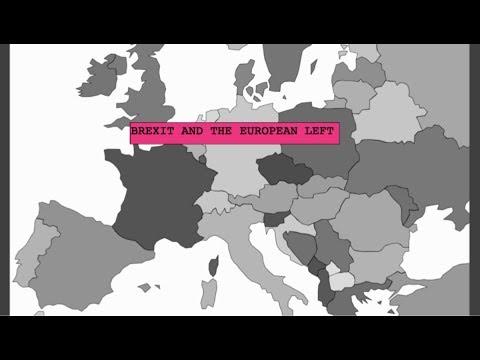 European Left Divided Over Brexit