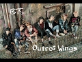 BTS (방탄소년단) - 'Outro: Wings' [Han|Rom|Eng lyrics] [FULL Version]