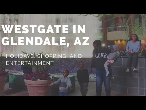 Holidays, Shopping & Entertainment at Tanger Outlet/Wesgate in Glendale, AZ