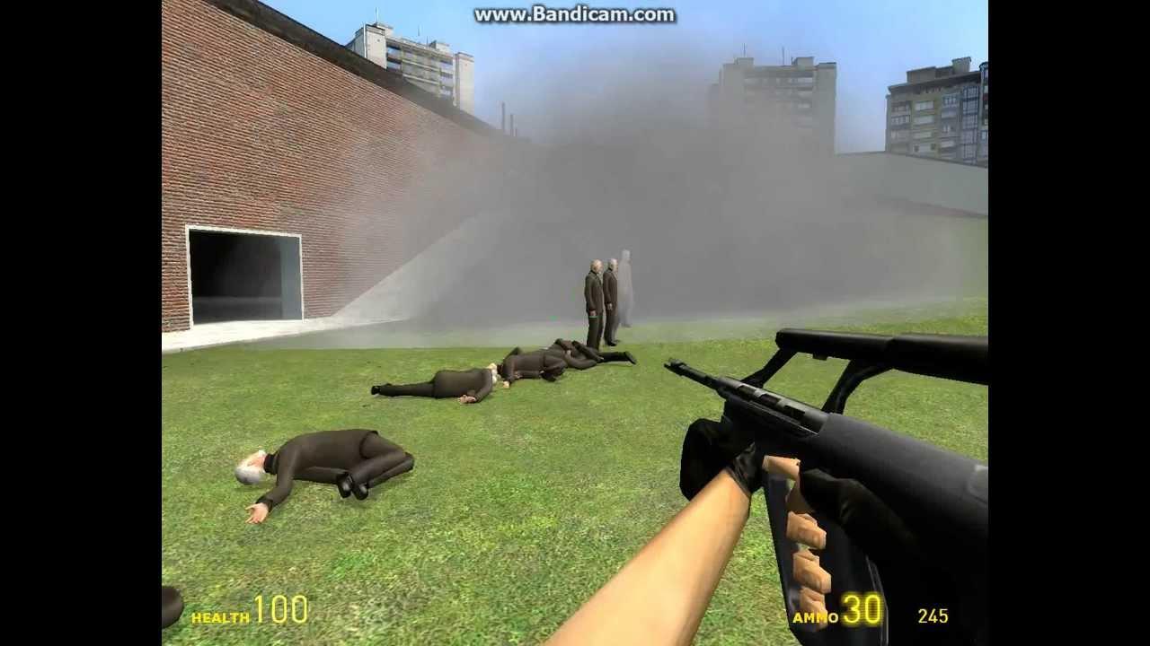 All Gmod Guns – HD Wallpapers