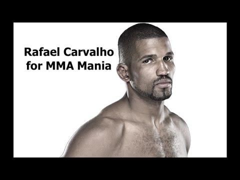 Rafael Carvalho Interview - fighting Joe Schilling April 10th