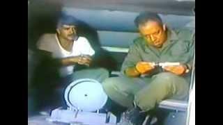 جزء من فيلم الطريق الى ايلات يشمل على الكثير من مهارات القائد وانماط الاعضاء بالفريق
