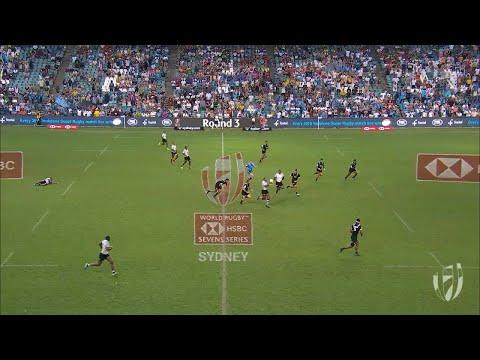 RE:LIVE: Fiji winner over New Zealand