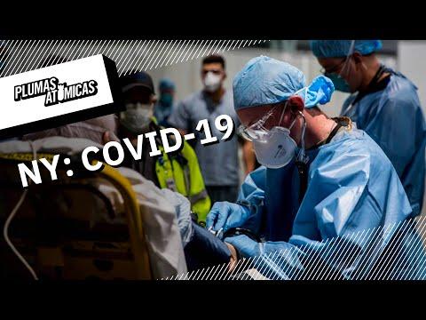 Nueva York: epicentro del coronavirus en Estados Unidos