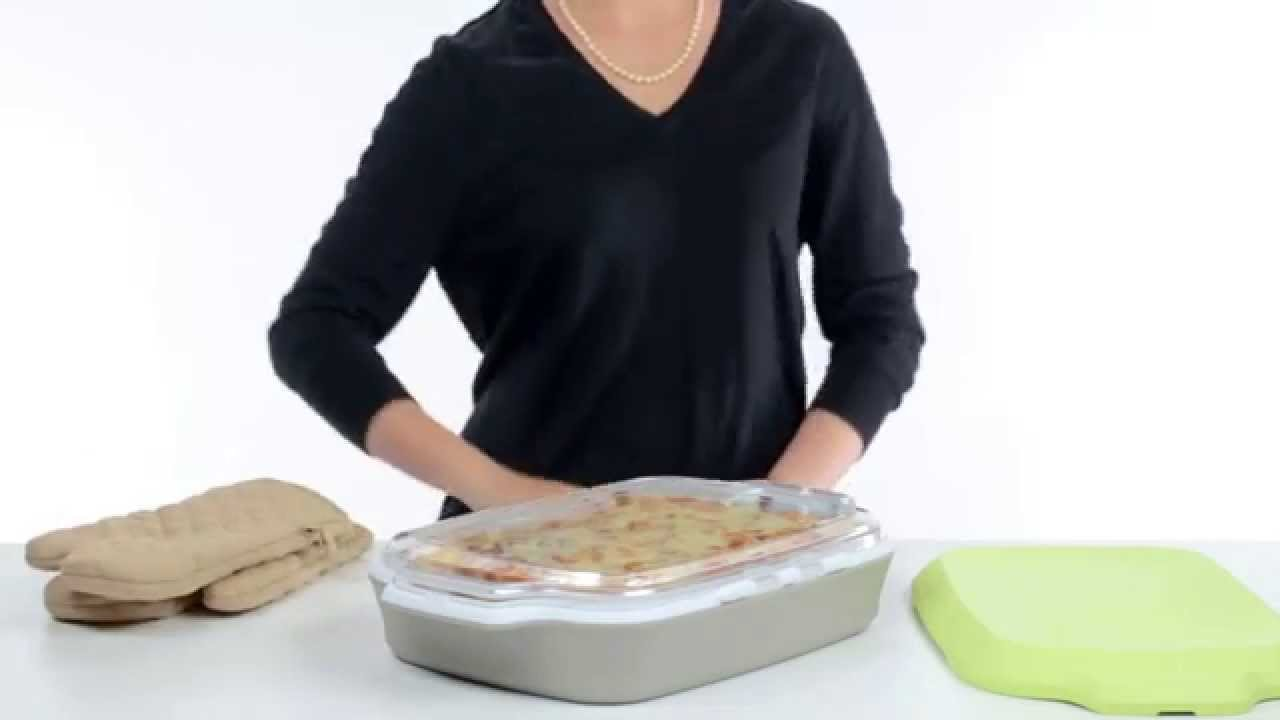 Fit Fresh Gatherings Go Bakeware