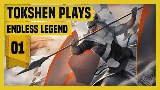 Endless Legend: Shifters Expansion- Part 1