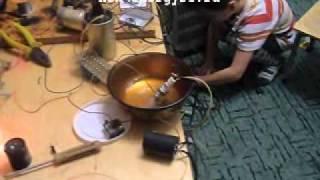 Электрогидроударный эффект - эффект Юткина
