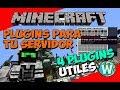Minecraft: Plugins para tu Servidor - 4 Plugins Utiles #1