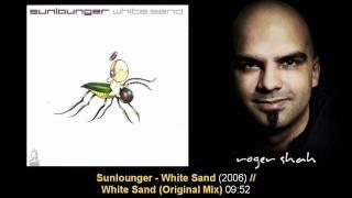Sunlounger - White Sand (DJ Shah