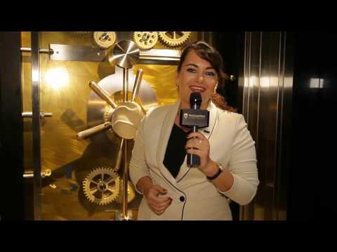 The Swissgolden Conference in Dubai 2015  The 1st video Together with Kseniya Kreger