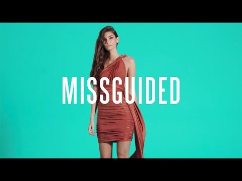 How To Style A Multiway Dress  -Do Me Any Way You Want Dress | Missguided