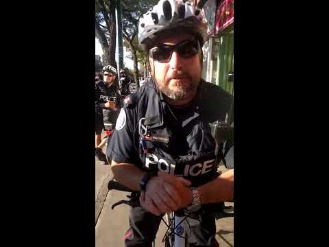 Toronto police profiling, searching Black man who called to report a crime