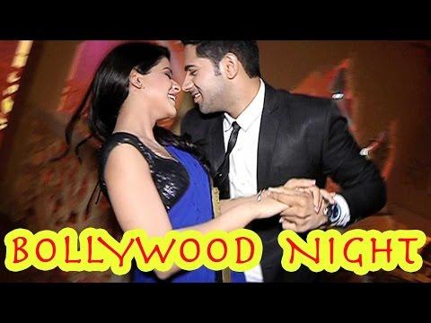 Thapki & Dhruv's bollywood night