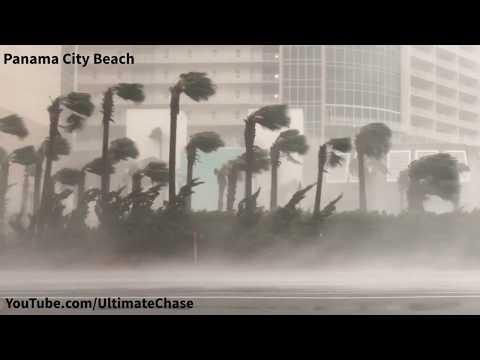 Hurricane Michael - Panama City Beach, Florida