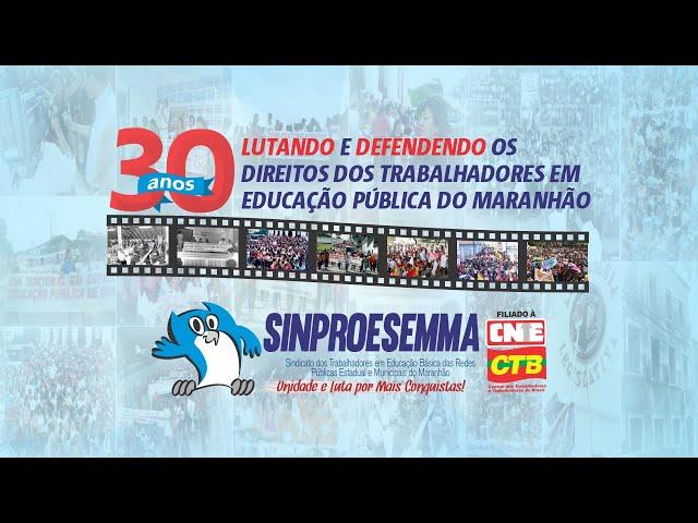 30 ANOS SINPROESEMMA