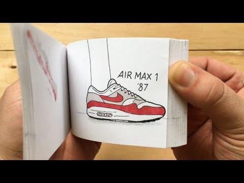 sélection premium 6914f 6a373 Air Max Evolution Flipbook: Champs Sports