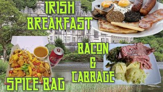 10 Foods That You Must Eat In Ireland - Featuring The Famous Spice Bag!