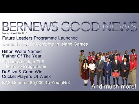 "Bernews ""Good News"" Sunday Spotlight, June 25, 2017"