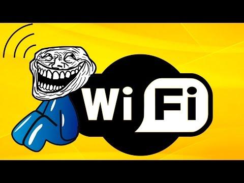 Nomes Engraçados de wifi