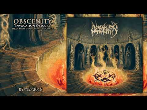 OBSCENITY - Invocation Obscure Mp3