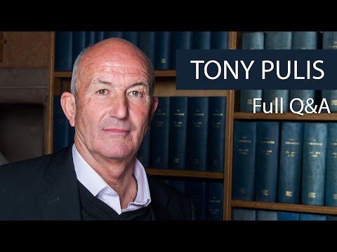 Tony Pulis | Full Q&A With Ian Dennis | Oxford Union