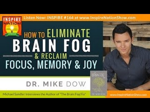 Mind-Blowing Secrets to Curing Brain Fog! Reclaim Focus & Memory | Dr Mike Dow | The Brain Fog Fix