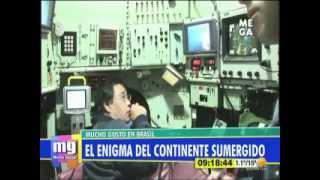El enigma del continente sumergido - Mucho Gusto - 20/06/2013 - Mega